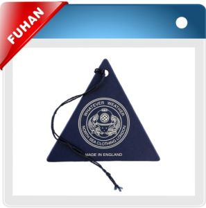 Custom Fashionable Hang Tag for Garment pictures & photos