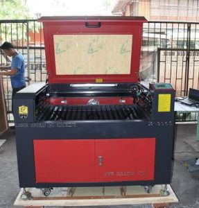 Bamboo Laser Engraving Machine (JQ-9060) pictures & photos