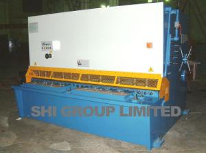 Hydraulic Swing Beam Shearing Machine QC12k-10*2500 Dac-310