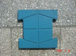 Dogbone Rubber Pavers pictures & photos