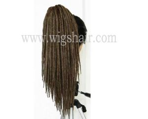 Long Synthetic Ponytail Wigs Dreadlocks (AP-07) pictures & photos