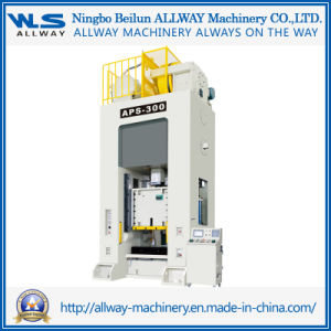 High Efficiency Energy Saving Press Machine/Punch Machine (APS-300) pictures & photos