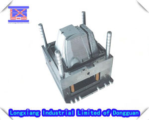 Precise Electronic Parts Plastic Injection Mould pictures & photos