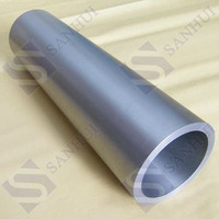 Gorging Pure Molybdenum Tube (OD40*32*500) for Furnace pictures & photos