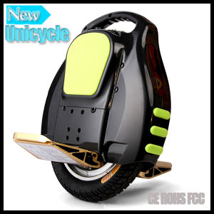 Electronic Electronial One Wheel Self Balance Balancing Scooter with Bluetooth and Color Lights pictures & photos
