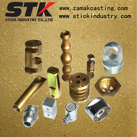 Brass Machining Parts for Engraving Machine pictures & photos