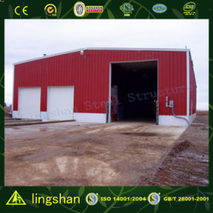 Light Prefabricated Modern Warehouse (LS-FB-09) pictures & photos