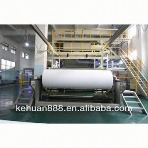 1.6m SSS Type PP Non Woven Fabric Making Machine pictures & photos