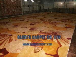 Hand Tufted /Wool Restaurant Carpet pictures & photos