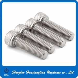 M3 M5 Stainless Steel DIN912 Hex Socket Head Cap Screw pictures & photos