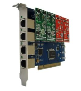 New Analog Asterisk PCI Card 400P pictures & photos