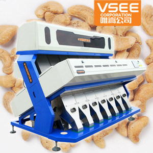 High Quality Wonderful Sorting Effect CCD Color Sorting Equipment pictures & photos
