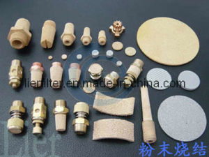 Metal Powder Filter Element /Muffler/Silencer