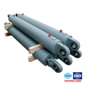Engineering Hydraulic Oil Cylinder Hsgl pictures & photos