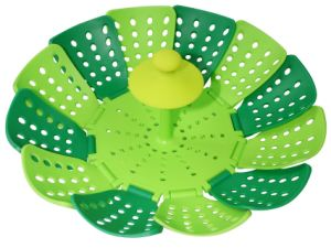 Kitchen Gadget - Food Steamer Basket pictures & photos