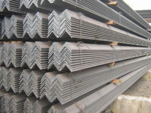 Q235 Carbon Angle Bar/Steel Angle Bar Construction Material pictures & photos