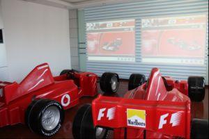 F1 Car Simulator