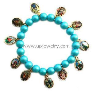 Pearl Rosary Bracelet (URB5-008)