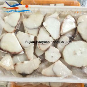 Manufacturing Frozen Seafood Blue Shark Steak pictures & photos