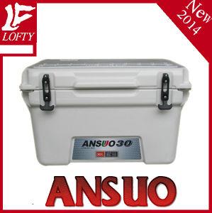 LLDPE Plastic Cooler Box 30L