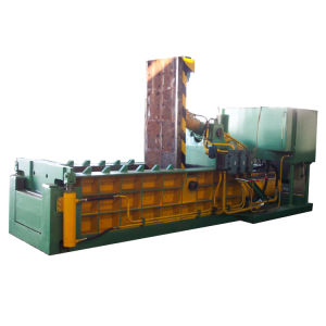 Hydraulic Scrap Metal Baler pictures & photos