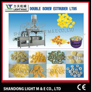 Snacks Food Extruder Machine (LT85) pictures & photos