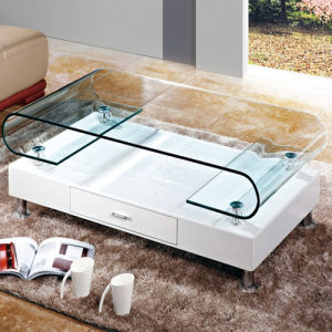 Glass Coffee Table (A63)