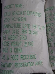 Sodium Benzoate E211 Granular