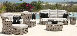 New Morden Rattan Garden Furniture Hl-9099