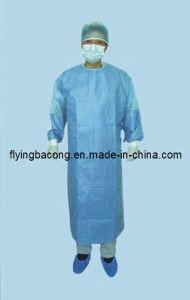 Spunlace Surgical Gown