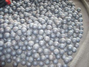 Forged Grinding Steel Ball, 75mncr Material, Dia90mm pictures & photos