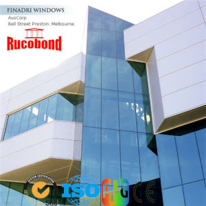 Aluminum Composite Panel Aluminum Panel PVDF (RCB140346) pictures & photos