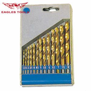13PCS Twist Drill Sets (H1302B)
