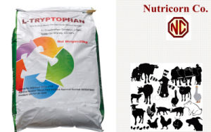 Tryptophan 98.5% Amino Acid Animal Feed Additives pictures & photos