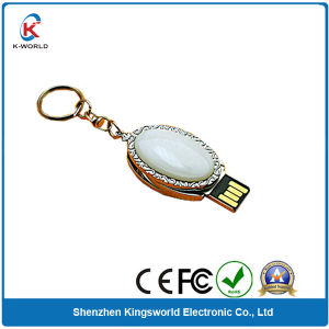 Mini Round Shell Material 4GB USB pictures & photos