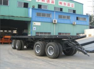 Dongfeng High Quality Full Trailer
