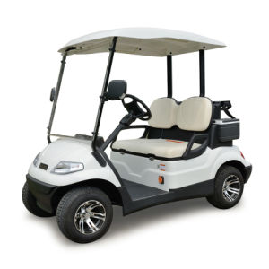 Ce Approved 2 Seaters Electric Golf Cart (LT-A627.2) pictures & photos