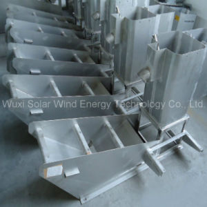 Sewage Disposal Equipment Precision Sheet Metal Fabrication