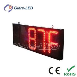LED Time&Temperature Signs