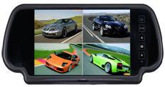 7inch Rearview Quad Monitor System for Truck (VD-701QM) pictures & photos