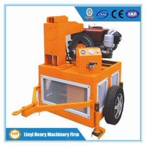 Hr1-20 Lego Mobile Hydraform Soil / Clay Interlocking Solid Brick Construction Machine pictures & photos