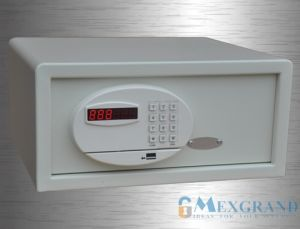 Electronic Card Safe for Hotel with Motor (EMG250C-7MR) pictures & photos