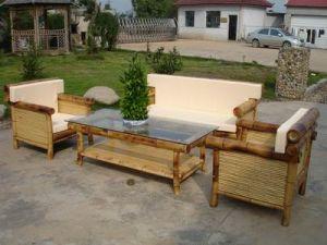 Bamboo Sofa (H08002)