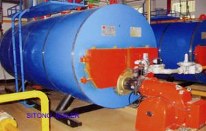 Waste Oil Heater Steam Boiler (WNS)