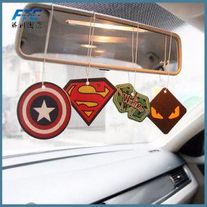 Low MOQ Custom Logo Promotional Paper Car Air Freshener pictures & photos