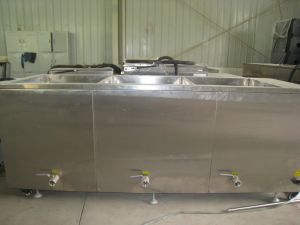 Ultrasonic Industrial Cleaning Machine Price pictures & photos