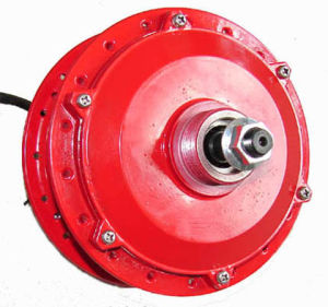 Brushless Gear High-speed DC Rear Motor