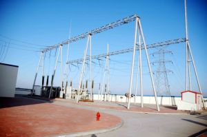 110kv Substation Structure pictures & photos