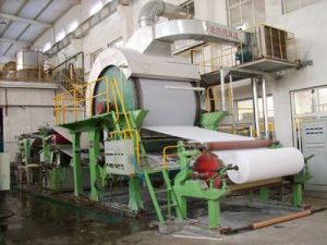1575 mm Culture Paper Machine, Paper Making Machine, Paper Mill Supply pictures & photos