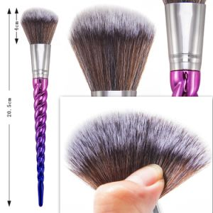 8PCS Functional Makeup Brush Set with Newest Silicone Sponges pictures & photos